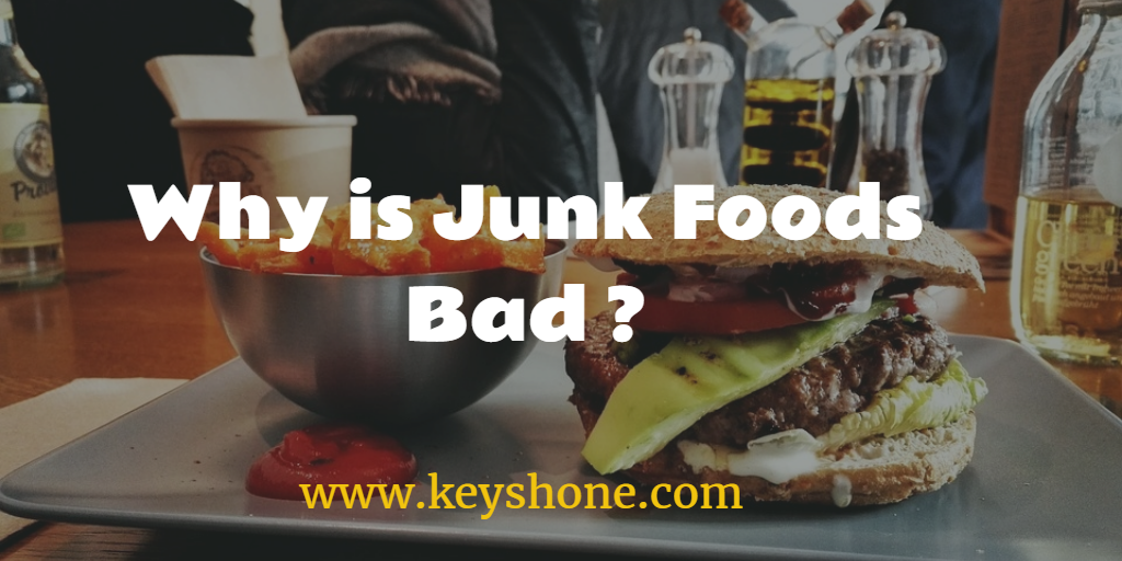 why is junk food bad Why junk food is able to stimulate the reward system in our brain,  how your febfast helps - the link youth  febfast wednesday, 26th apr 17 sticky.