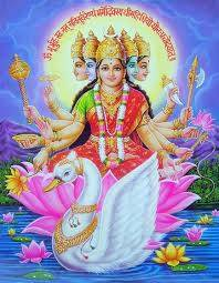 gayatri maa image