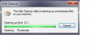 windows 8 disk clean up 2
