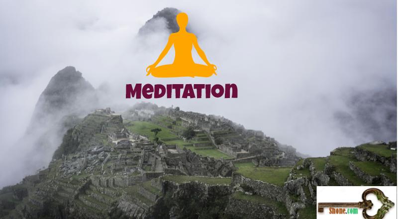 how meditation heals pains