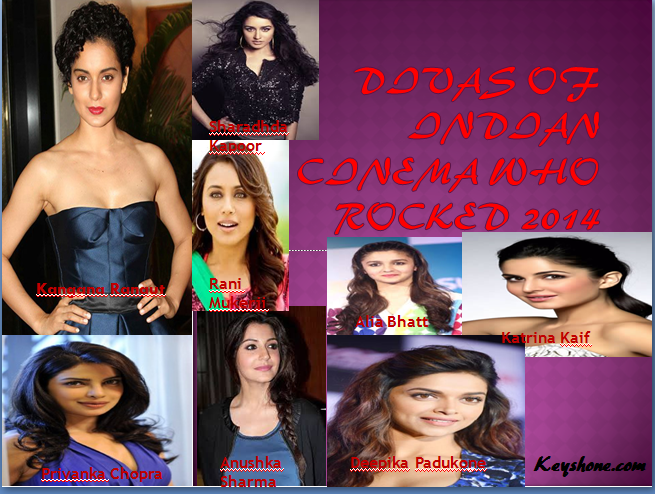 divas of indian cinemas who rocked 2014