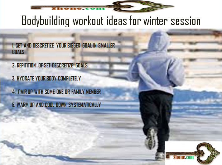 bodybuilding workout ideas for winter session