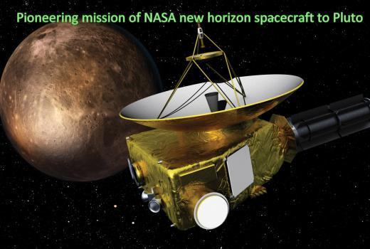 nasa new horizon mission to pluto