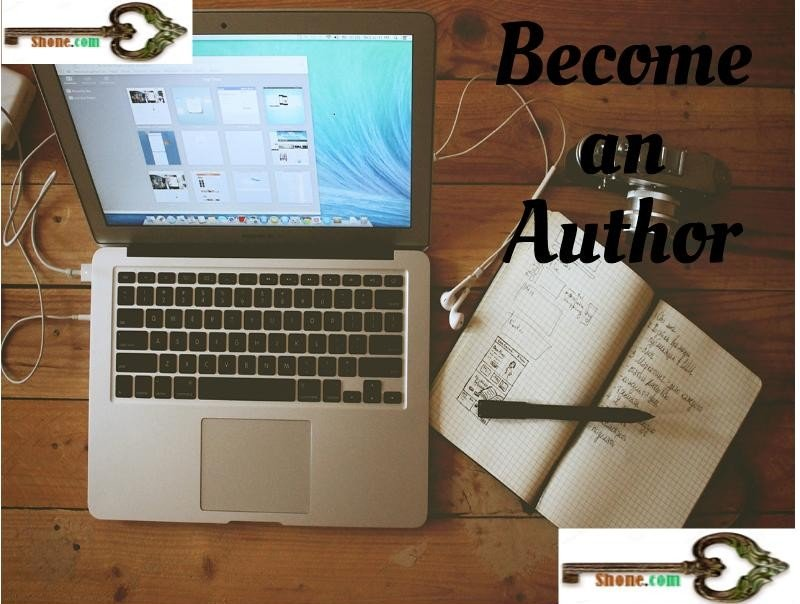 Become an author on keyshone.com