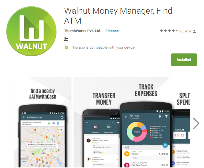 walnut money manager app cash atms near me mobile app