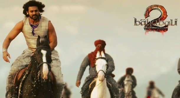 2 bahubali riding on horses in bahubali 2 conclusion