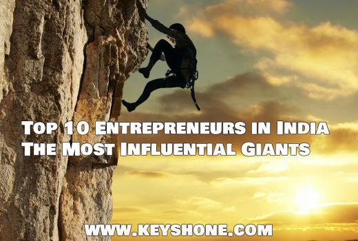 Top 10 successful entrepreneurs in india- the inspiring giants