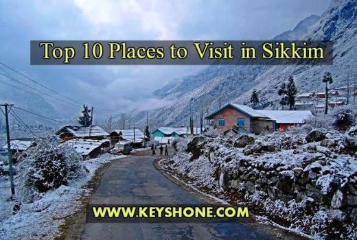 top 10 places to visit in sikkim