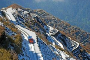 zuluk-places to visit in sikkim