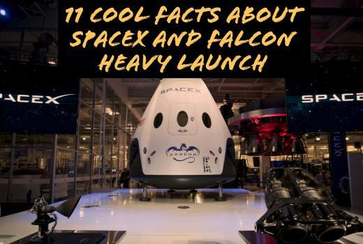 11 Cool Facts About SpaceX and Falcon Heavy Launch