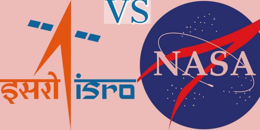 ISRO VS NASA