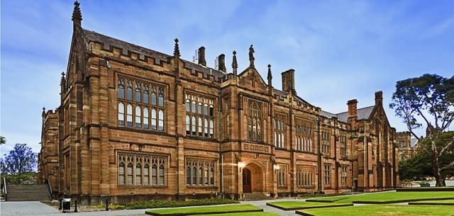 The University of Sydney- keyshone 7