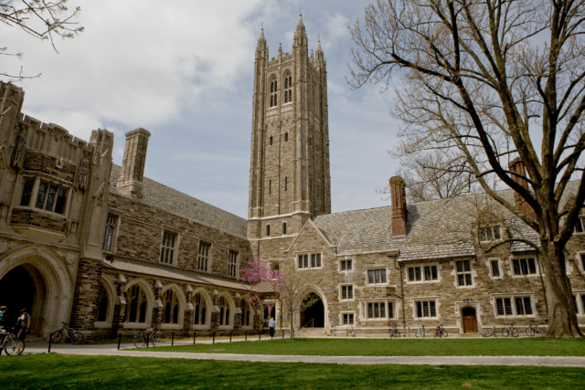 princeton universitry - keyshone 4