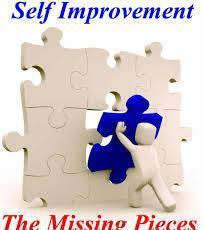 self improvement puzzle