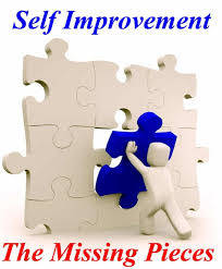 self improvement puzzle