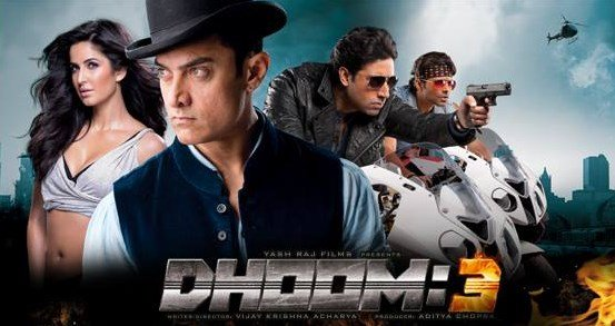 dhoom 3 song lyrics and star cast