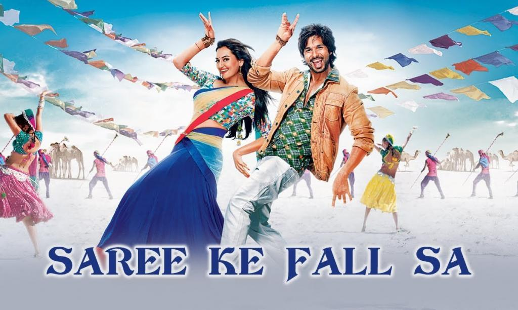 saari ke faal sa song lyrics and star stories