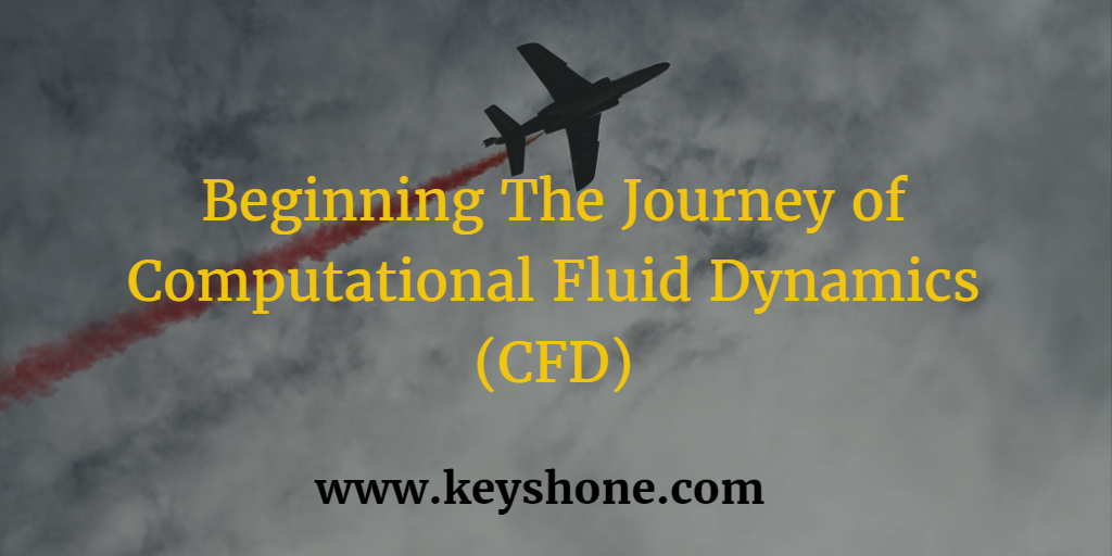 Beginning the journey of computational fluid dynamics