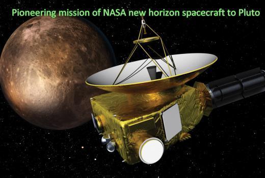 nasa new horizon mission to pluto