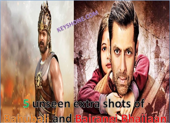 five unseen extra shots of bahubali and bajrangi bhaijaan