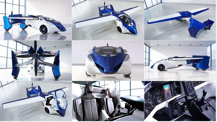 new design aeromobil 3.0 tested cool invention and inventors of 2015