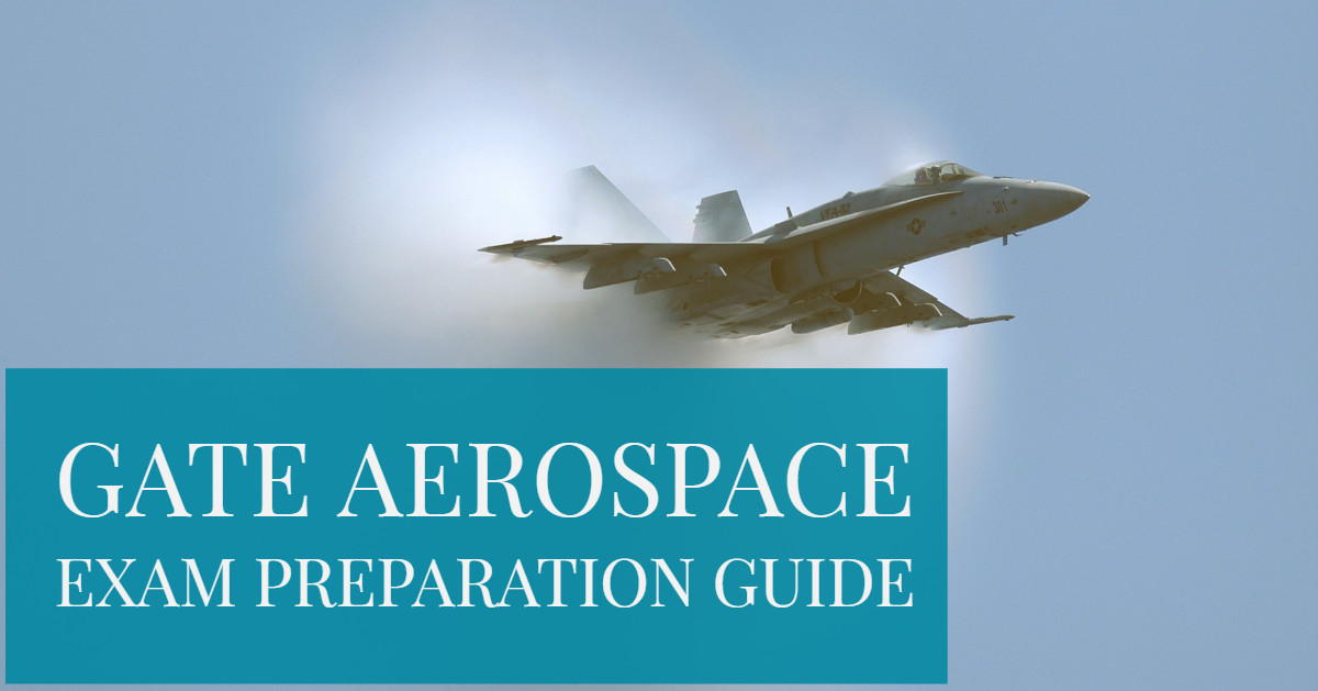 GATE Aerospace exam preparation guide
