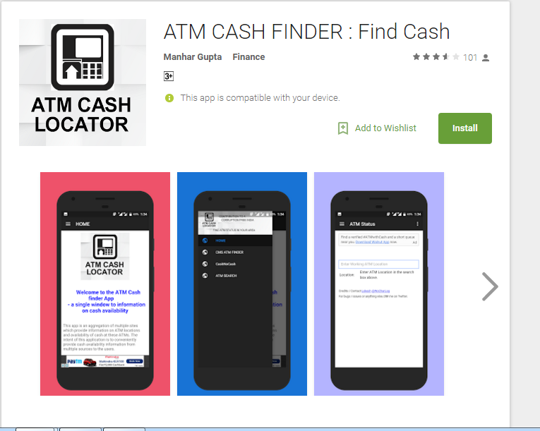 atm cash finder cash atm near me mobile app