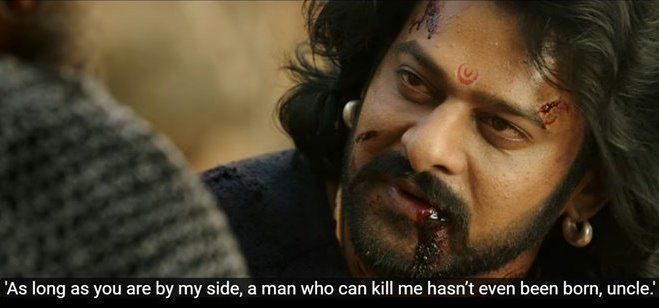 8 bahubali instructing katappa about why he cannot die
