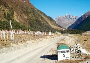Lachung Yumthang North Sikkim - placces to visit in sikkim