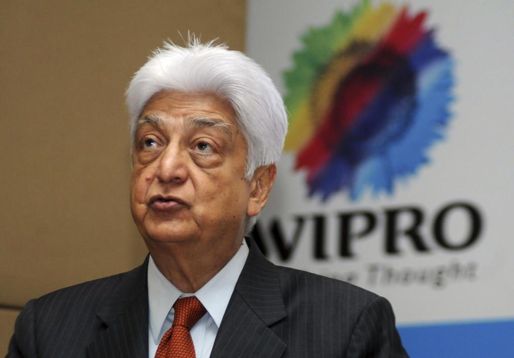Azim Premji top 10 successful entrepreneur in india