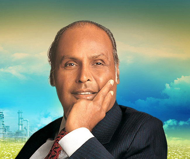 dhirubhai ambani top 10 successful entrepreneurs in india