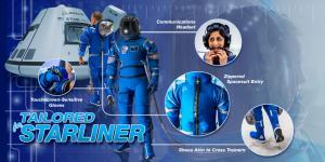 boeing starliner space suit new aerospace invention 2017