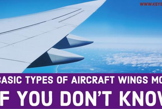 9 Basic Types of Aircraft Wings Most of You Don't Know
