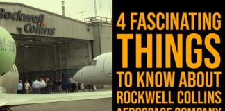 4 Fascinating Things to Know About Rockwell Collins Aerospace Company
