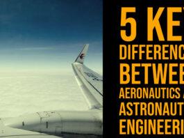 5 Key Differences Between Aeronautics and Astronautics Engineering