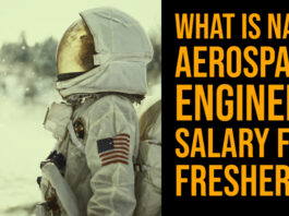 What is NASA Aerospace Engineer Salary for Freshers