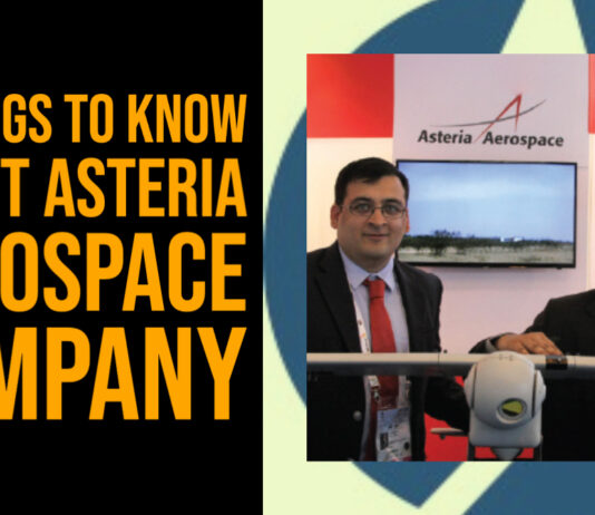 9 things to know about asteria aerospace company